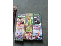11 Enid Blyton books - Famous Five and Secret Seven