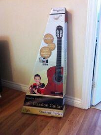 "36"" classical guitar new in box"