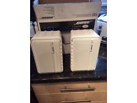 Bose 151 indoor outdoor speakers NEW