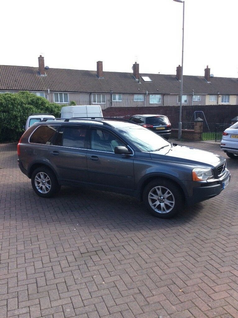 Volvo xc90 d5 7 seater leather | in Liverpool, Merseyside | Gumtree