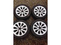 BMW 3 series 16 inch Alloy Wheels
