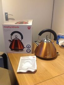 Morphy Richards Accent Electric Kettle - Copper