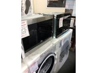 Intergrated microwave new graded 12 mth gtee £249