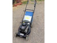 Macallister self propelled lawnmower