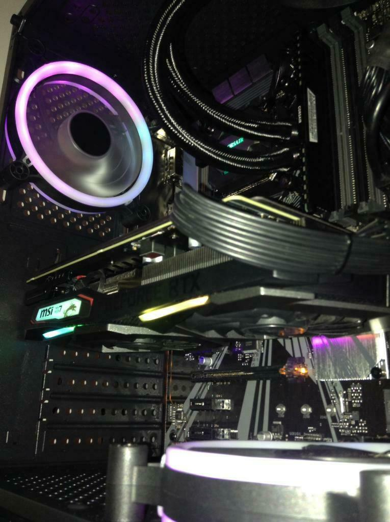 Gaming PC, i5 - 9600K, 16GB DDR4 , RTX 2060 | in Aspley, Nottinghamshire |  Gumtree