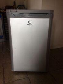 Indesit free standing fridge