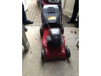 Lawn mower Sovereign XP40 in good condition