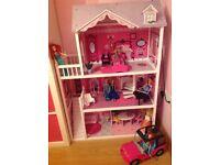 3 Storey dolls house