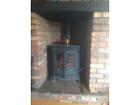 Used Charnwood Country 16B Multifuel Stove