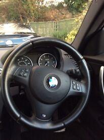 BMW 118i M Sport Silver Manual