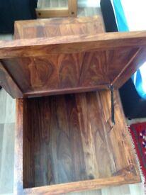 Mahogony solid oak wood,tea table