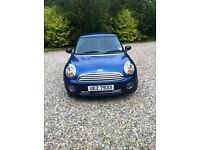 Mini One 1.4 3dr. Very clean. Full years MOT. Electric windows, air conditioning, MP3 CD players .