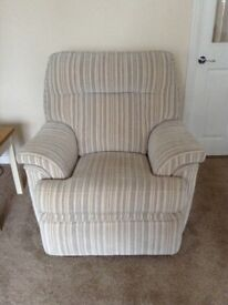 Parker Knoll 'Seattle' Armchair - new