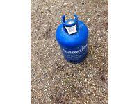 15kg blue bottle full