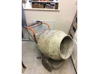 Cement Mixer & Stand ***REDUCED***