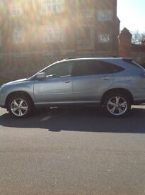 Lexus RX 400H Hybrid with Full Main Dealer Service History