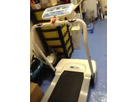 Pro fitness electric treadmill
