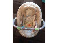Baby bouncer - unisex