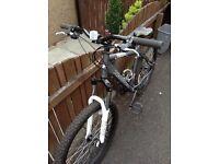 Gents Saracen Bike
