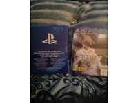 Ps4 Fifa 18 brand new and sealed + extra
