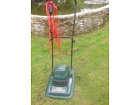 Lawnmower. Feel free to come and have a look