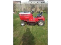 Ride on mower for sale,good condition,no grass box