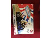 Team GB scalextric velodrome track cycling
