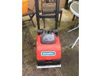 Cleanfix commercial carpet cleaner