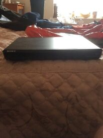 Sony DVD player including scart lead