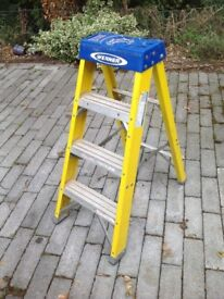 Electricians step ladders