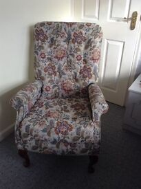 Sherborne High Seat Chair