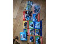 Thomas the Tank Engine books and jigsaw USED
