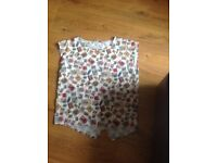 Yumi postage stamp top size 12
