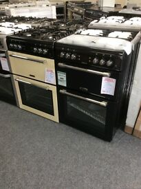 Gas cooker Leisure 60cm double oven in packaging 12 mths gtee