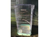 Bird cage in good condition. Cash only. Must collect