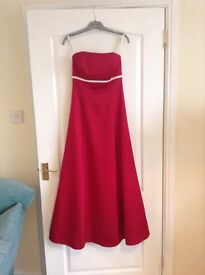 'Forever Yours' Bridesmaid dress/Prom dress