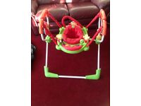 Mamas and Papas Acitivity bouncing chair