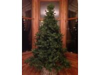 9-10ft Artificial Christmas tree