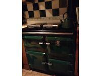 Oil Rayburn cooker /boiler