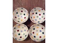 Emma Bridgewater plates and bowls