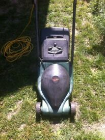 lawn moer power devil 1000w
