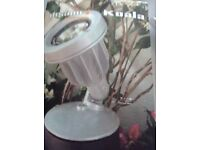 For sale 2 used garden lights