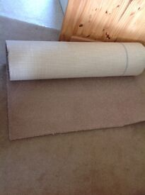 Off cut carpet (free)