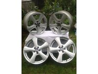 Alloys wheels 17inch