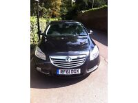 Vauxhall INSIGNIA NAV 5dr, CDTi Sri 5 dr, Excellent condition, One lady owner, Co. car forces sale