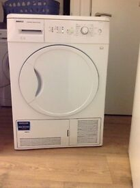 Beko Tumble Dryer -Condenser 7kg. Excellent Condition