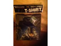 Brand new Halo 4 t-shirt,