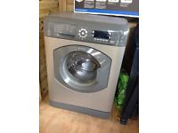 Sliver hotpoint Washing machine (collection only)