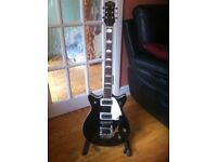 Gretsch G5445T Double Jet Guitar with Bigsby...Poss swap PX