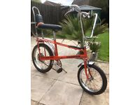 Mint Condition, Original Raleigh Chopper MK1 , Genuine offers only